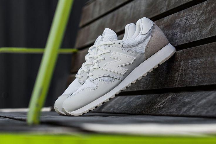 http://SneakersCartel.com The New Balance 520 Receives a Crisp, Clean Makeover #sneakers #shoes #kicks #jordan #lebron #nba #nike #adidas #reebok #airjordan #sneakerhead #fashion #sneakerscartel https://www.sneakerscartel.com/the-new-balance-520-receives-a-crisp-clean-makeover/