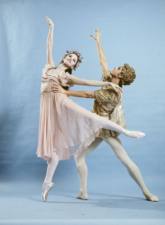 "New York City Ballet - ""A Midsummer Night""s Dream"" with Kay Mazzo and John Clifford, choreography by George Balanchine (New York)"