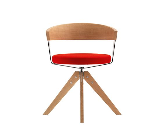 Chairs | Seating | G 125 | Girsberger | Mathias Seiler. Check it out on Architonic