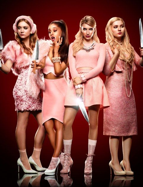 I got The Chanels! Do You Belong With The Plastics Or The Chanels?