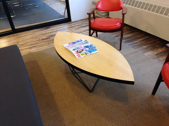 Custom Made Coffee Table Posts And Tables