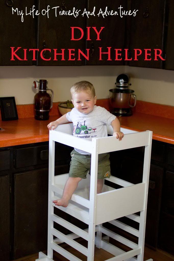 Learning Tower Kitchen Helper Uk