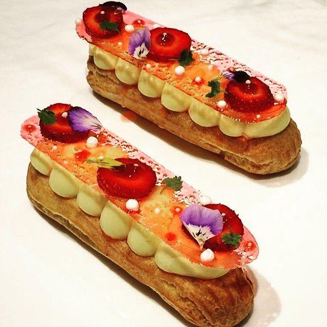"79 Likes, 3 Comments - Joël Robuchon USA (@joelrobuchonusa) on Instagram: ""More pastries from Salvatore Martone at Joël Robuchon Restaurant in Las Vegas. Exquisitely…"""
