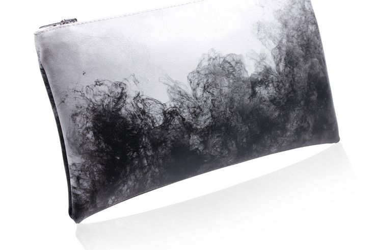 Smog Limited99 small clutch by Redream #bag #clutch #fashion #limited #print #Redream