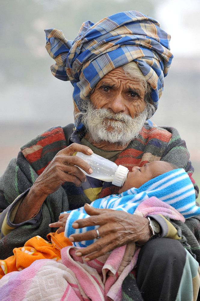 Ramjeet Raghav Becomes World's Oldest Dad At 96 (And He Has Sex Three Or Four Times A Night)