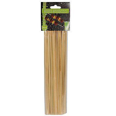 Satestokjes bamboe 25cm 100st