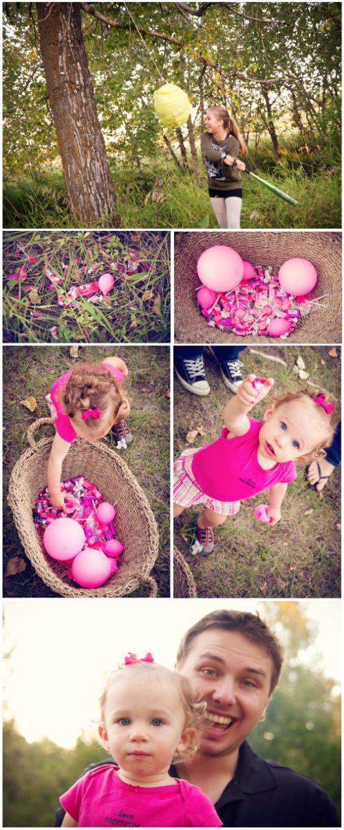 """How to host a gender reveal """"picnic in the park""""."""