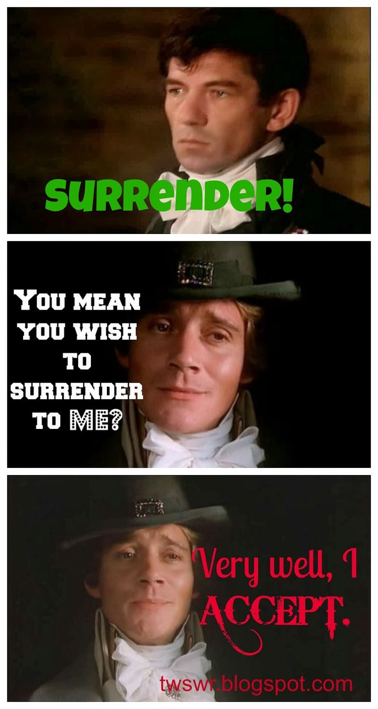 Sink Me! The Scarlet Pimpernel/The Princess Bride. THIS IS FANTASTIC.