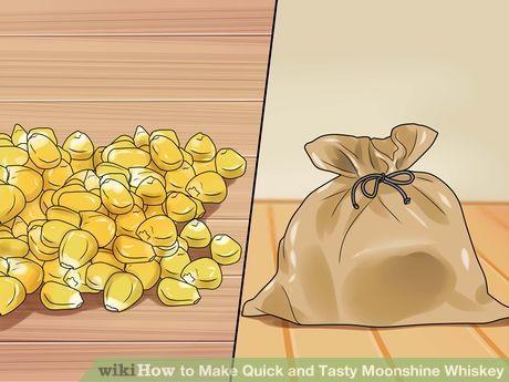 Image titled Make Quick and Tasty Moonshine Whiskey Step 1