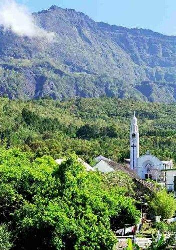 Cilaos, Réunion