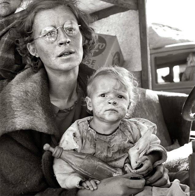 Dorthea Lange photo//Great Depression