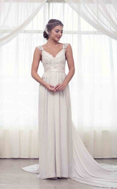 Bridal: Made to Measure - Anna Campbell designer bridal fashion Melbourne