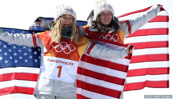 17 year oldChloe Kim delivered on the biggest stage, earning her first Olympic gold medal in women's snowboard halfpipe on...