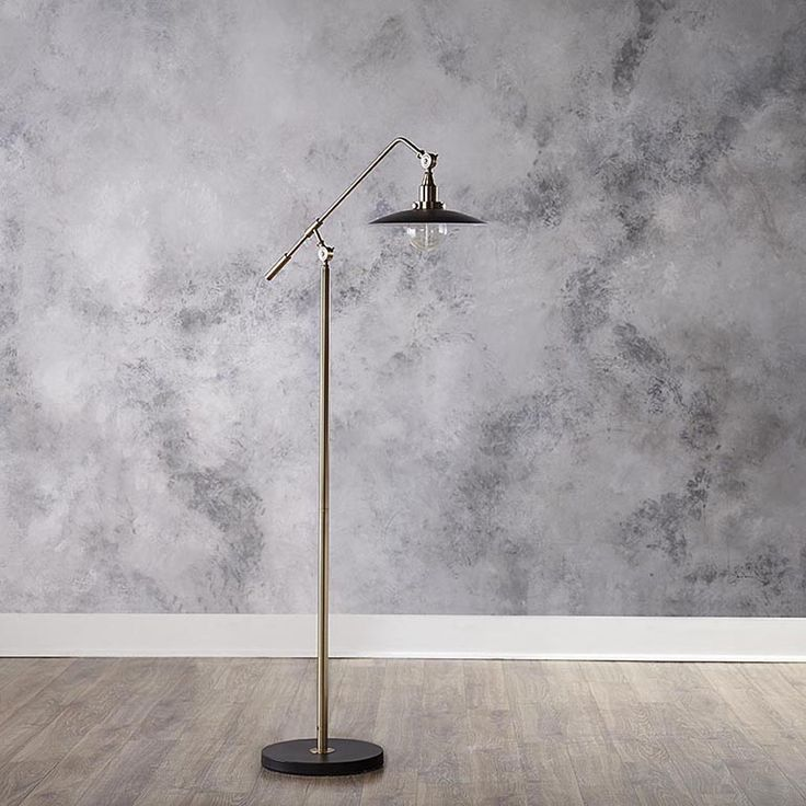 Bassett Furniture - Dwight Adjustable Floor Lamp