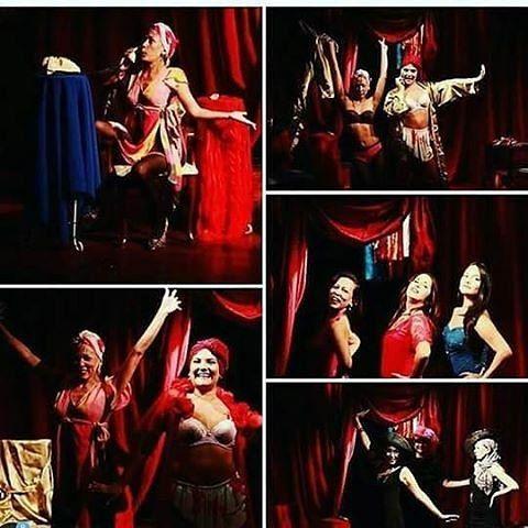 """@Regrann from @teatrodelosrobles -  Últimas funciones de """"Una Noche tan Linda Como Esta"""" ven a disfrutar de estas 4 lindas chicas que Te haran reir Hasta parar. Viernes y sabado a Las 6:30 pm en el Teatro Los Robles. #seguimoshaciendoteatro quevivalavida #lavidaesbella 500Bsf #EnlaislasehaceTeatro #Noparamos #IsladeMargarita #Actress #Actris #Theater #Teatro #Comedia #HumorNegro #Regrann"""