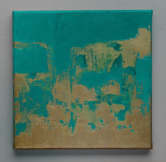 Home Decor Art 12x12ORIGINAL Painting Art Painting by SEMELART