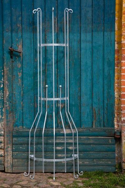 Wandrankgitter Verzinkt H: 200cm Rankgitter Metall Rankhilfe Blumenwand  in Garten & Terrasse, Gartenzäune & Sichtschutzwände, Spaliere   eBay!