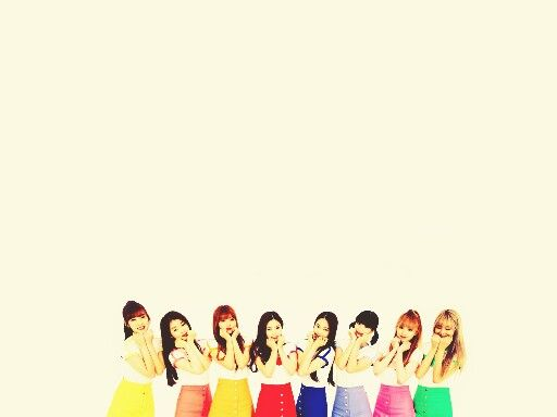 ravikidesign.tumblr.com OH MY GIRL let's dance wallpapers...coming