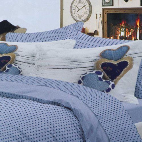 Rendi unica la tua camera da letto con la parure copripiumino con federa di Cogal. La stampa digitale dà fantasia al modello e rende il tuo letto colorato ed elegante. Cogal dà colore alla tua casa.