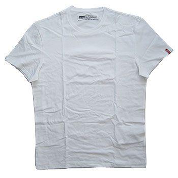 【楽天市場】Levi's_リーバイス レッドタブ Levi's RedTab リーバイス 2枚組 クルーネック 半袖Tシャツ ホワイト×ホワイト 66547-0001「メンズ/トップス/半袖/Tシャツ/無地/アメカジ/カジュアル/Levis」【メンズファッション トップス Tシャツ 半袖】:カジュアルショップJOE
