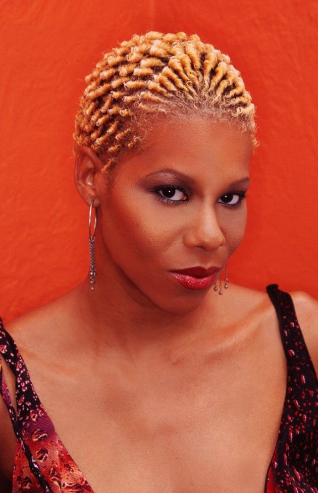 Gray Hairstyle Pictures on Black Women - LiveAbout