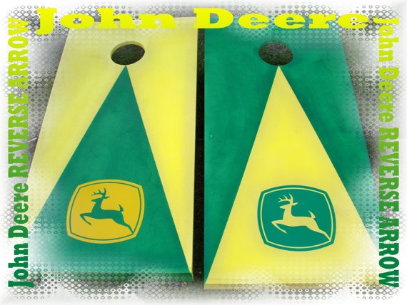 Boards Full Set John Deere Reverse By Thisandthatbyv 99 Click On The Picture To Go My Etsy Pinterest And