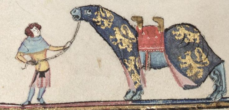 Bodleian Library MS. Bodl. 264, The Romance of Alexander in French verse, 1338-44; 139v