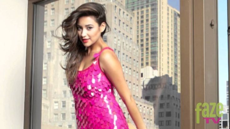 Shay Mitchell's Cover Shoot in NYC for Faze Magazine (www.Faze.ca)