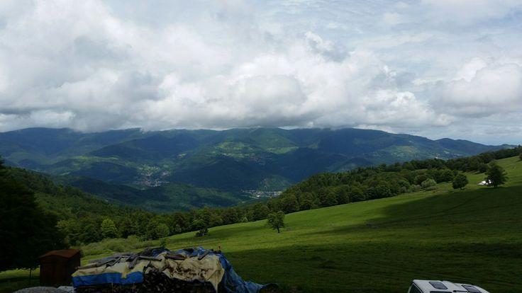 Enfin ! Nouvel Article du Blog du Rêveur ! #Rossberg #Montagne #Géocaching #Van #RoadTrip
