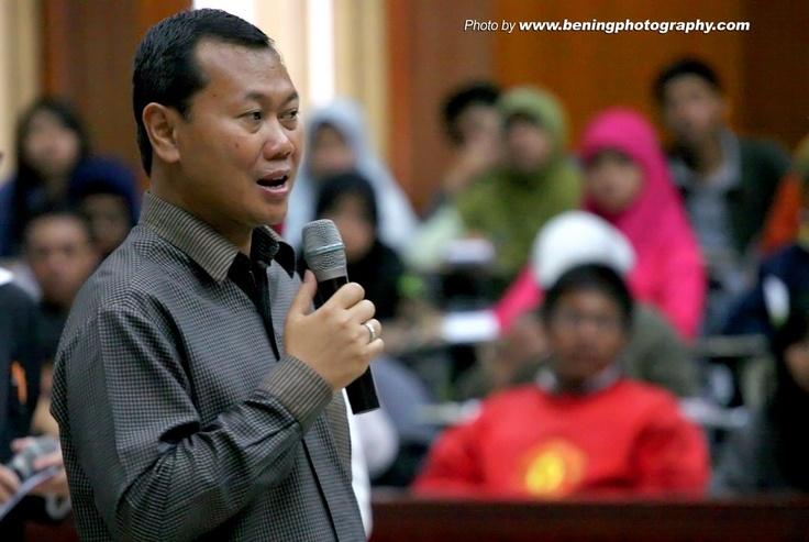 Dokumentasi foto kegiatan pemimpin gerakan Beli Indonesia