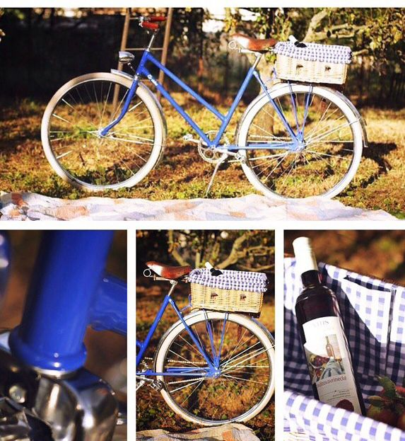 Retro bikes#bicycle vintage