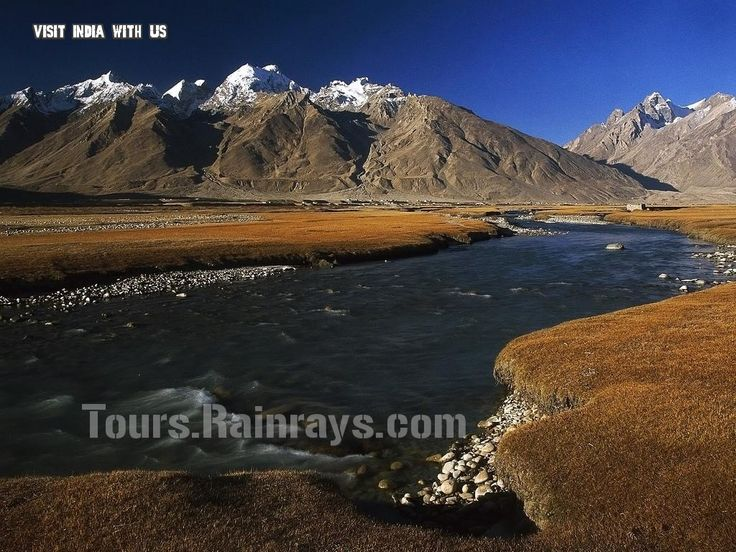 Ladakh himalaya  india | tourist attraction india