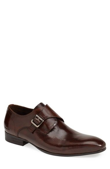 Kenneth Cole New York 'Well Polished' Monk Strap Shoe (Men) available at