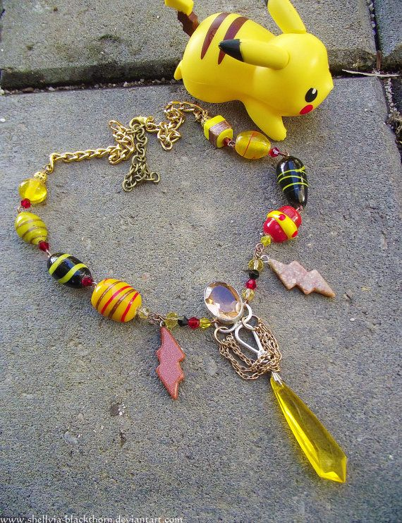 https://www.etsy.com/listing/158526536/pikachu-pokemon-necklace-gothic-bridal?