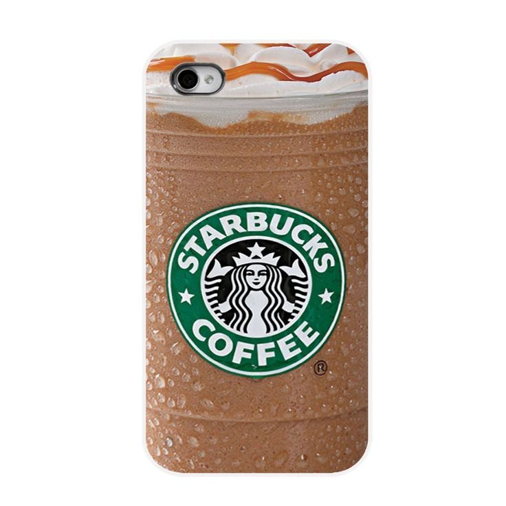 Cell phones, iPhone cases gifts for teenage girls, Starbucks iPhone case, a very cool phone for girls