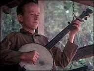 To add authenticity and humor to the film, the filmmakers found Billy Redden to fit the look of the inbred and intellectually disabled banjo boy called for by the book, although Redden himself is neither. His distinctive look was enhanced using special makeup.