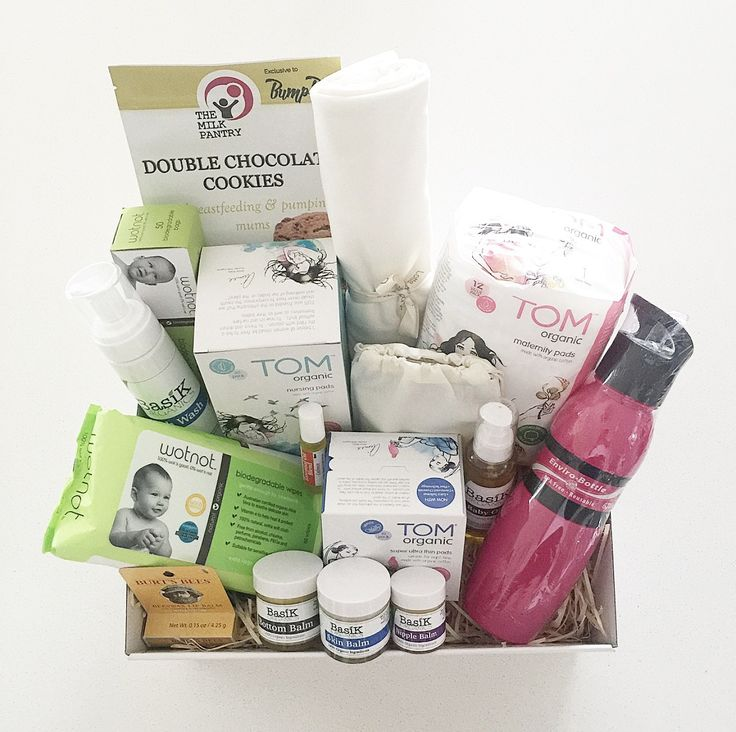 Bumpbox - Boxed bundles of love for mamas during pregnancy, and the transition into motherhood and babies
