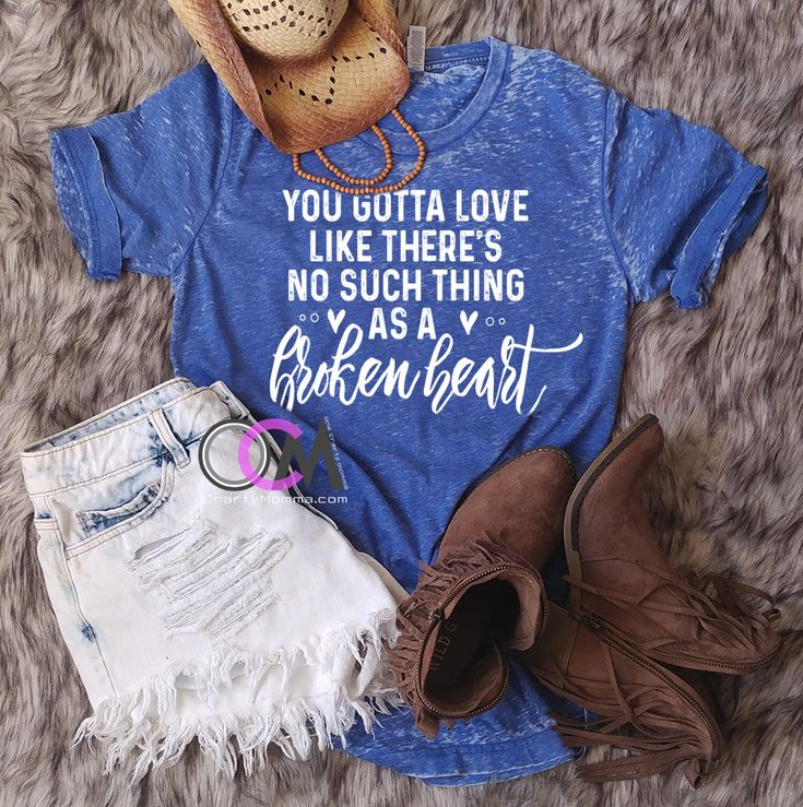 You Gotta Love Like There's No Such Thing as A Broken Heart, Old Dominion Concert Shirt, Country Concert Shirt, Old Dominion Lyric Shirt - Eroded 24.99