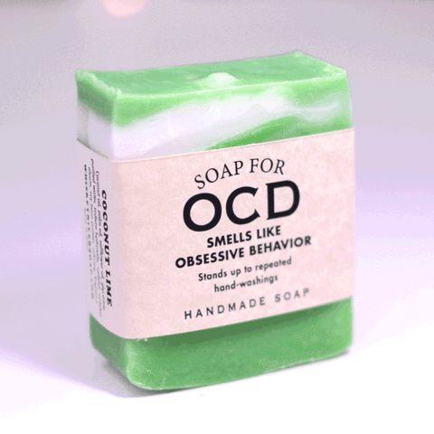 Soap for OCD