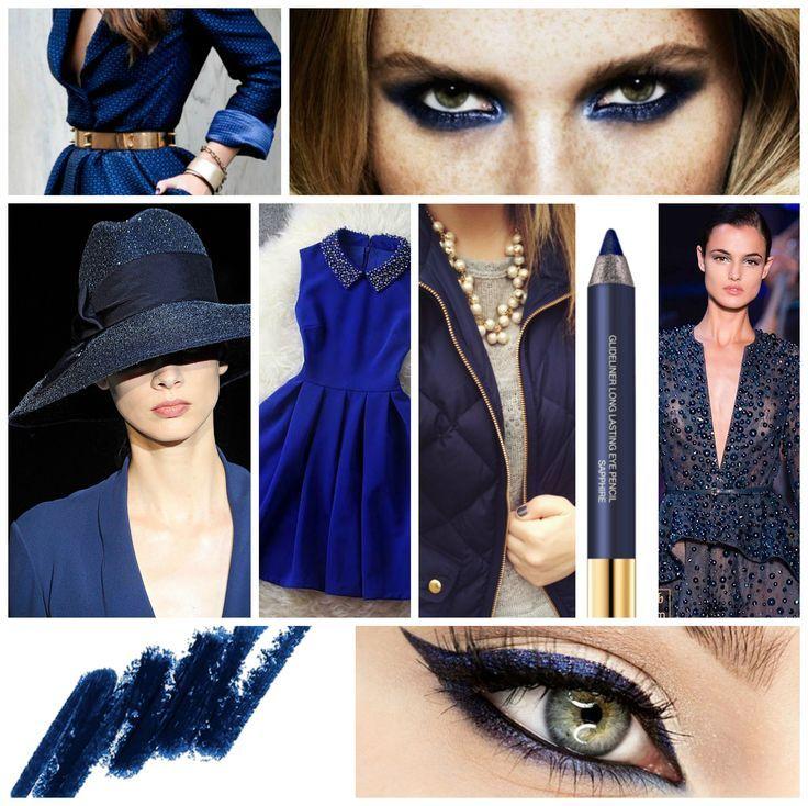 Creion GlideLiner Sapphire! www.xtremelashes.ro