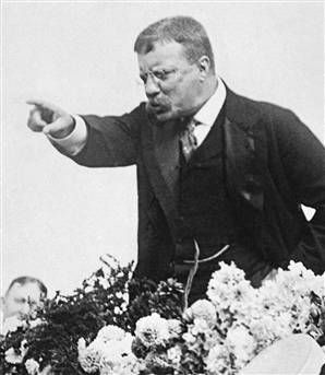 In a fight to the death between every US President, Teddy Roosevelt is predicted to emerge victorious. (click thru to check out the match ups)