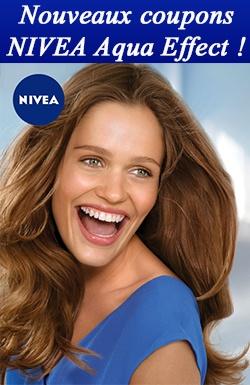 Nouveaux coupons Nivea Aqua Effect. http://rienquedugratuit.ca/coupons/coupons-nivea-aqua-effect/