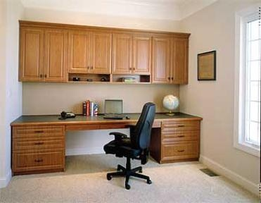 Comhome Office Cabinet Design Ideas : office desk ideas decobizz view best view home office design ideas ...