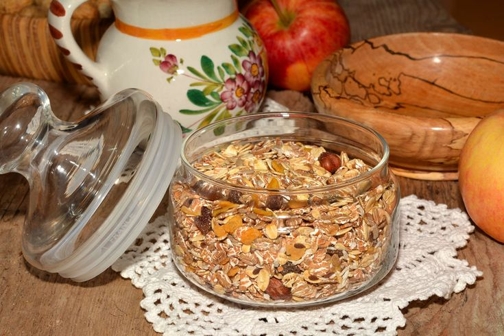 #breakfast #breakfast table #delicious #healthy #muesli #nutrition