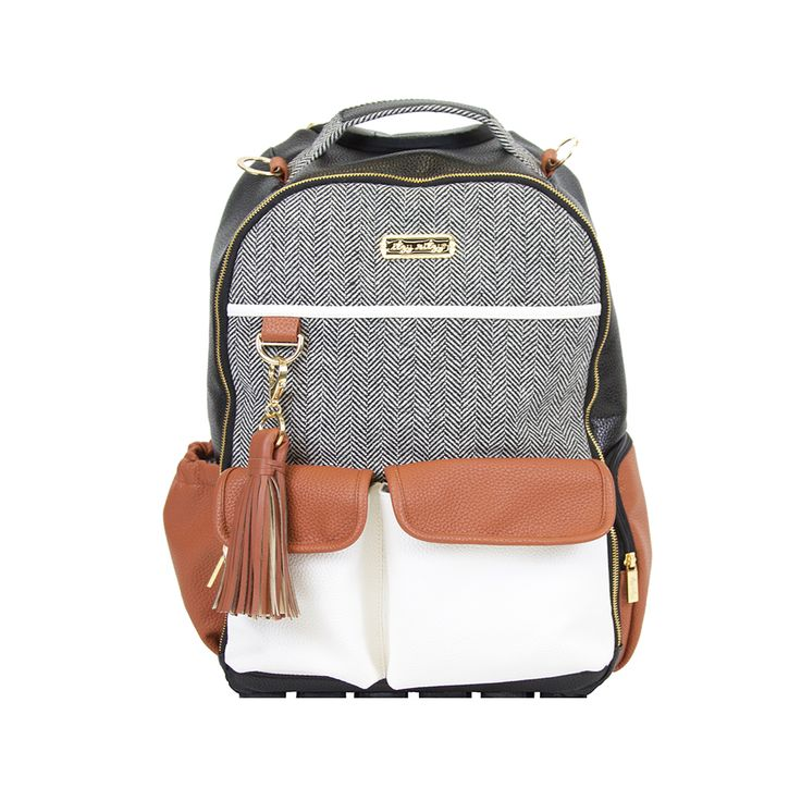 NEW Arrival: Boss Backpack Diaper Bag - The Project Nursery Shop