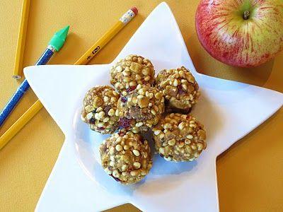 Healthy back to school snacks galore!