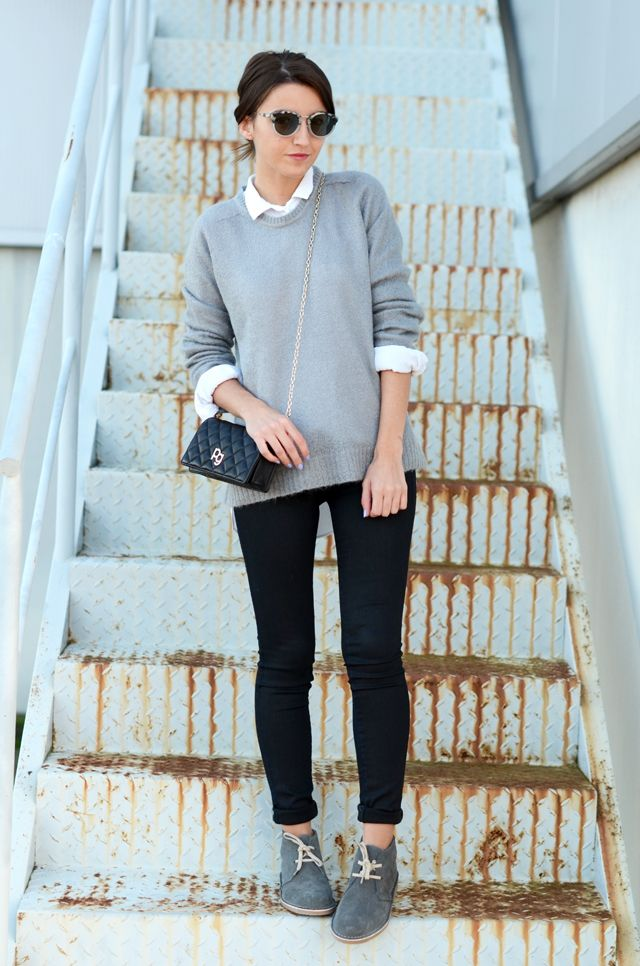 Simple and chic. The way I like it.