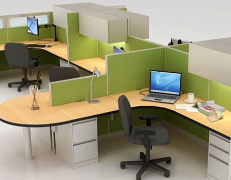 Denuo by ecowork this attractive workstation was put for Furniture you put together