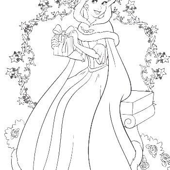 Coloring Pages Disney Princess Frozen : 125 best coloring pages images on pinterest