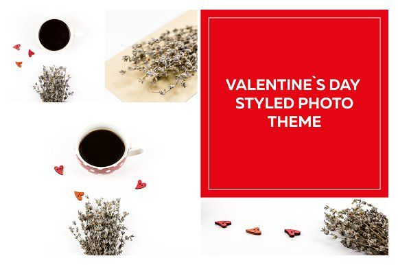 Valentine`s Day Styled Photo by DIGITAL INFUSION on @creativemarket